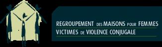 logo_regroupement des Maisons pour femmes victimes de violence conjugale
